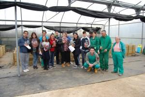 Visitas IES Proyecto ONCE