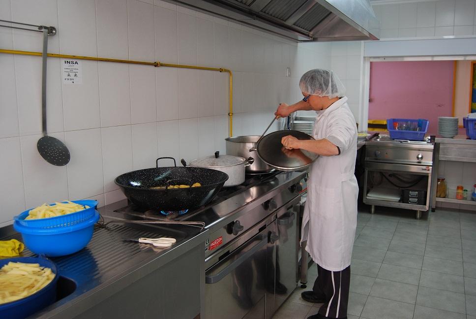 Aspromor Taller Cocina